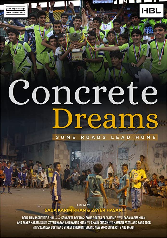 Concrete Dreams: Some Roads Lead Home